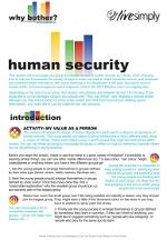Human Security Workshop