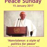Peace Sunday liturgy resource booklet