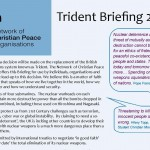 Trident Briefing