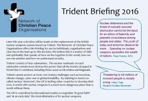 2016 NCPO Trident briefing