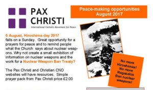 Small August_London peace events