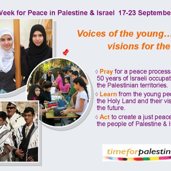 World Week for Peace in Palestine & Israel