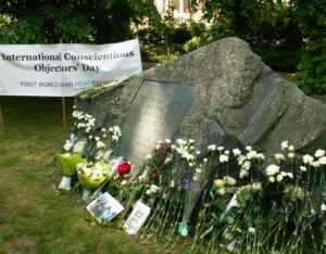 International Conscientious Objector Day @ Tavistock Square