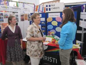 Pax Christi at Greenbelt 2013