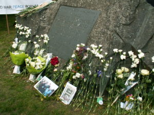 Conscientious Objector Memorial Stone