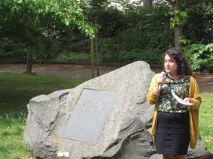 Israeli Conscientious Objector Mia Tamarin