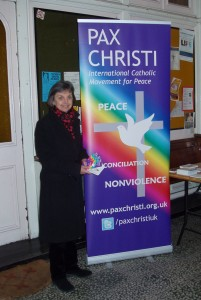 Pat Gaffney in St Mellitus Parish