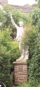Savio Statue