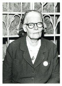Dorothy Day Pax 1963