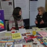 Pax Christi stall, Liverpool Cathedral