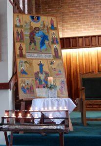 Pax Christi at the Eucharistic Congress, Liverpool @ St Philip Neri Church, | England | United Kingdom
