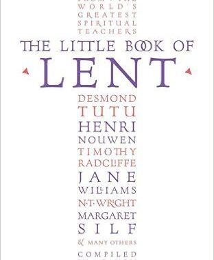 LIttle book of Lent_