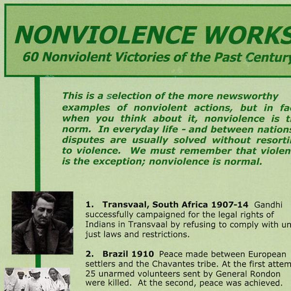 SmallNonviolence