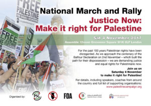 National march Nov4