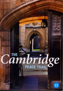 Cambridge Virtual Peace trail