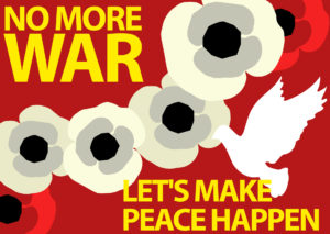 Remembrance is not Enough - Leeds event @ Mill Hill Chapel | England | United Kingdom