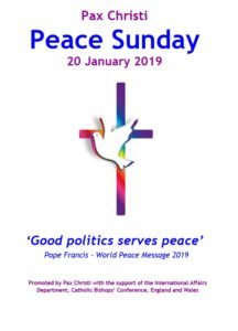 Pax Christi - Peace Sunday
