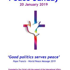 Peace Sunday 2019 – Pax Christi UK