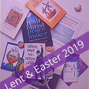 Lenten & Easter 2019