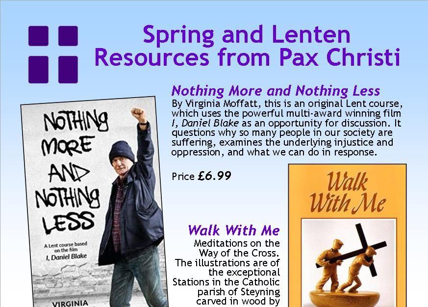 Prayer and Seasonal – Pax Christi UK