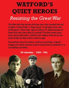 Conscientious Objector Film: Liverpool @ Irish Centre