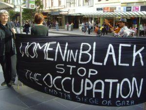 Leeds Women in Black: For Palestine & Israel @ Dortmund Square