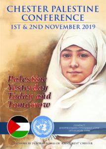 Cheshire Palestine Conference @ St Columa's Church Hall