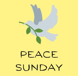 Peace Sunday January 17th 2021