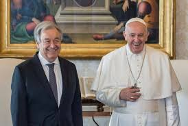 The Holy See at the UN: Disarmament and International Security