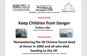 World Refugee Day: Keeping Children From Danger