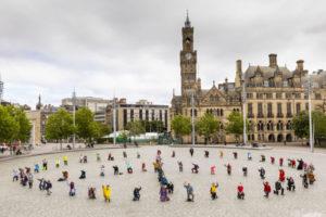 Leeds Witness: Nagasaki Day Commemoration @ Park Square, Leeds
