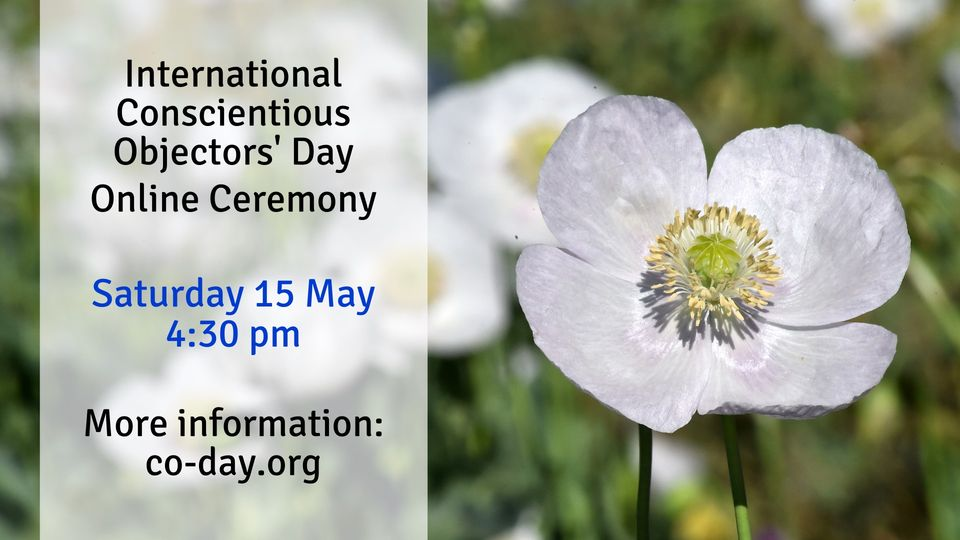 Conscientious Objectors Day